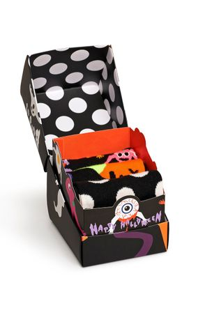 Happy Socks - Skarpetki Halloween Socks Gift Set (3-Pack)