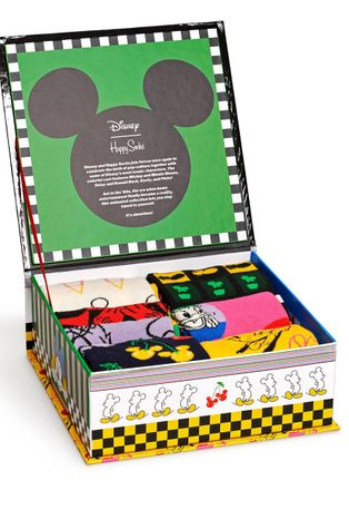 Happy Socks - Skarpetki x Disney Gift Set (6-Pack)