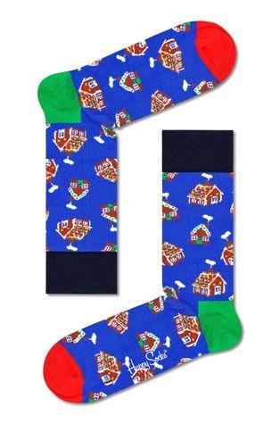 Happy Socks - Κάλτσες Gingerbread House