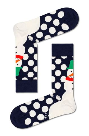 Happy Socks - Κάλτσες Jumbo Snowman