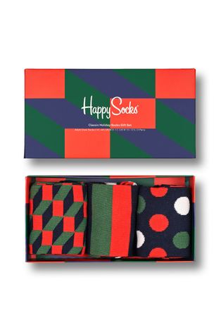 Happy Socks - Κάλτσες Classic Holiday (3-pack)