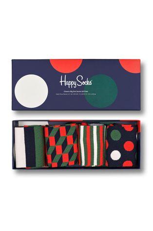 Happy Socks - Κάλτσες Classic Holiday (4-pack)