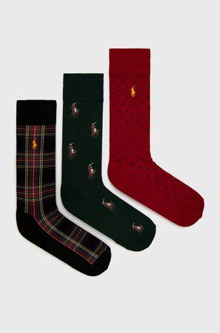 Polo Ralph Lauren - Κάλτσες (3-pack)