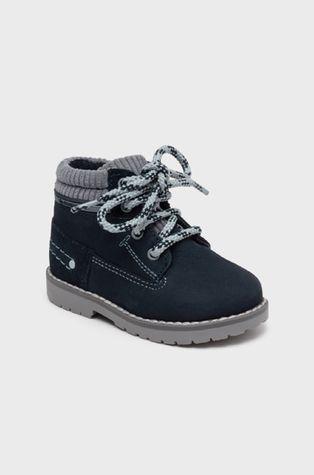 Mayoral - Дитячі шкіряні кросівки