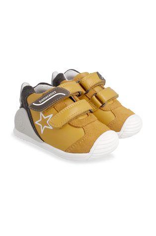 Biomecanics - Detské kožené topánky
