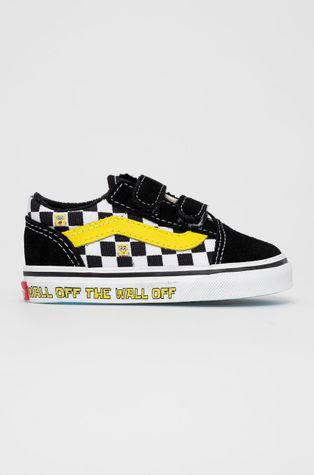 Vans - Παιδικά πάνινα παπούτσια x Spongebob