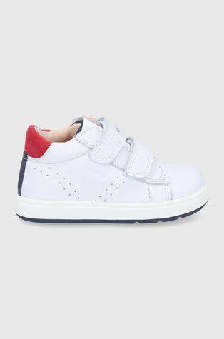 Geox - Παιδικά δερμάτινα παπούτσια