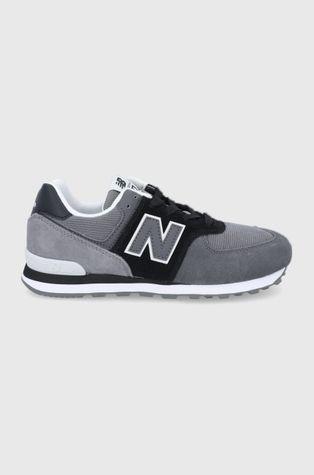 New Balance - Buty dziecięce GC574WR1