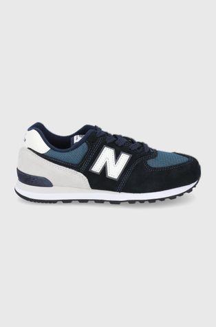 New Balance - Buty dziecięce GC574BD1