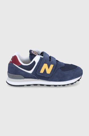 New Balance - Buty dziecięce PV574HW1