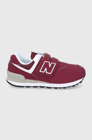 New Balance - Buty dziecięce PV574RS1