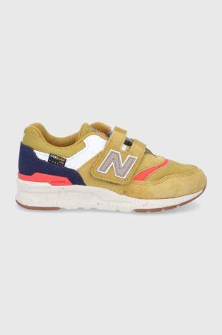 New Balance - Buty dziecięce PZ997HLL