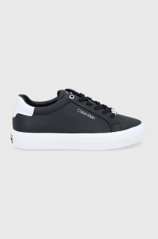 Calvin Klein - Buty skórzane