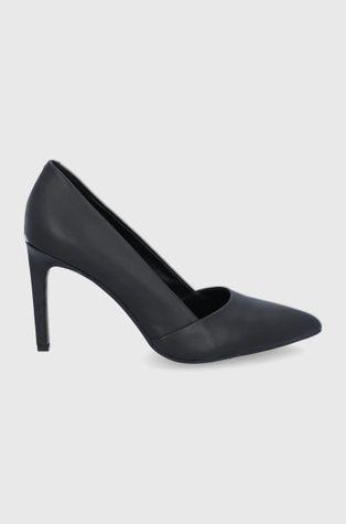 Calvin Klein - Δερμάτινες μπότες Τσέλσι