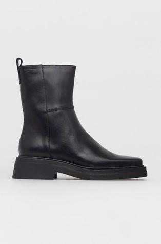 Vagabond - Kožené kotníkové boty Eyra
