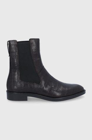 Vagabond - Kožené kotníkové boty