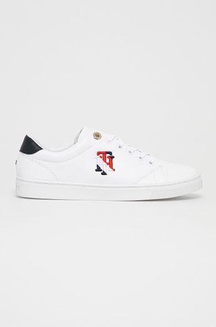 Tommy Hilfiger - Шкіряні черевики