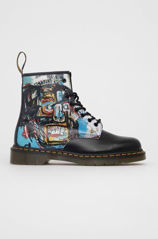Dr. Martens - Kožené boty 1460 Basquiat