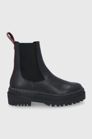 Buffalo - Δερμάτινες μπότες Τσέλσι