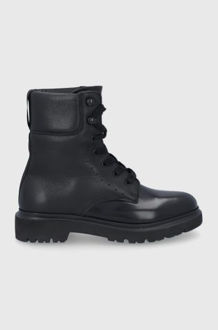 Gant - Δερμάτινες μπότες Malinca