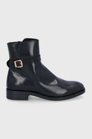 Gant - Δερμάτινες μπότες Fayy