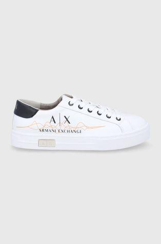 Armani Exchange - Кожаные ботинки