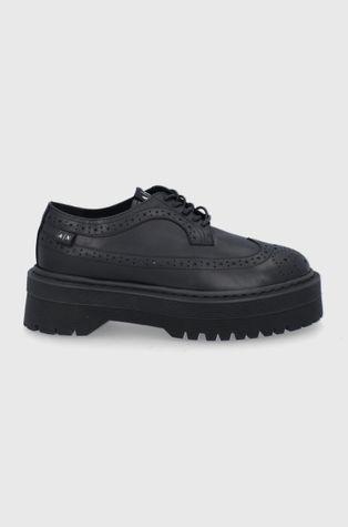 Armani Exchange - Кожаные туфли