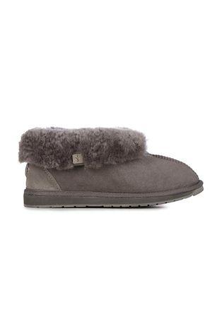 Emu Australia - Замшевые тапочки Platinum Albany
