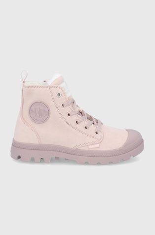 Palladium - Δερμάτινες μπότες