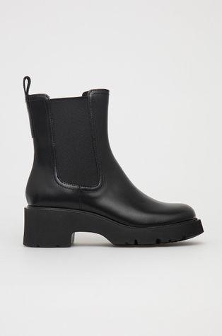 Camper - Δερμάτινες μπότες τσέλσι Milah