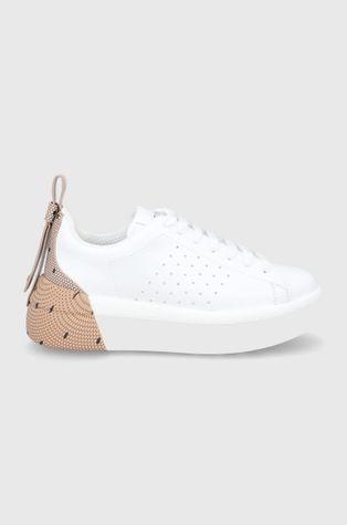 Red Valentino - Δερμάτινα παπούτσια