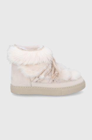 Inuikii - Δερμάτινες μπότες χιονιού Toskana