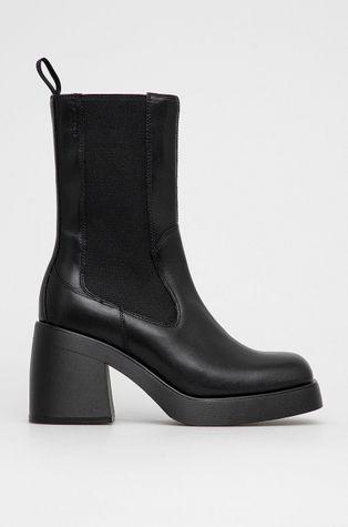 Vagabond - Δερμάτινες μπότες Τσέλσι Brooke