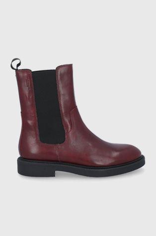 Vagabond - Δερμάτινες μπότες Τσέλσι Alex