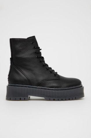 Steve Madden - Шкіряні черевики Skyhy Bootie