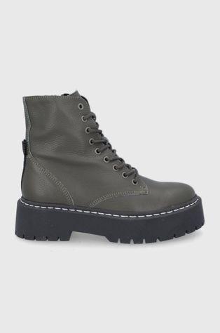 Steve Madden - Шкіряні черевики Skylar