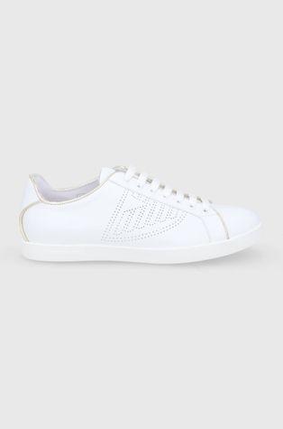 Emporio Armani - Шкіряні черевики