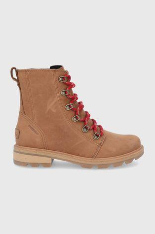 Sorel - Замшевые ботинки Lennox Lace WP