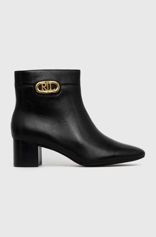 Lauren Ralph Lauren - Шкіряні черевики