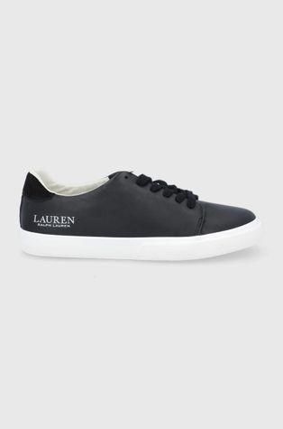 Lauren Ralph Lauren - Buty skórzane