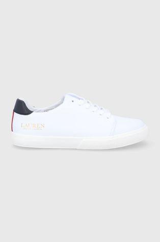 Lauren Ralph Lauren - Kožené boty