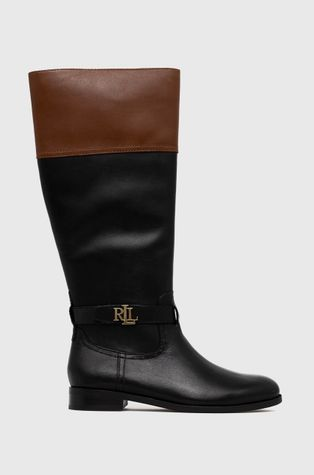 Lauren Ralph Lauren - Шкіряні чоботи