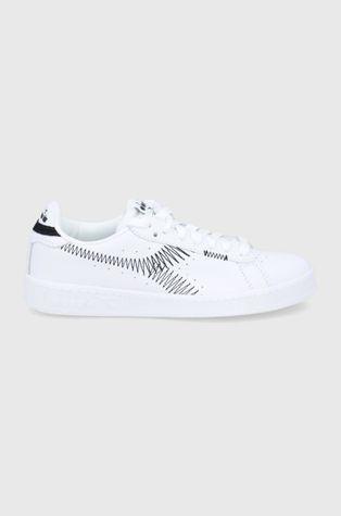 Diadora - Шкіряні черевики Game L Low Zig Zag