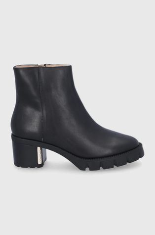 Coach - Kožené kotníkové boty
