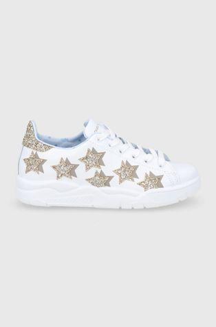 Chiara Ferragni - Δερμάτινα παπούτσια Roger Stars