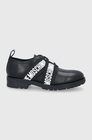 Love Moschino - Кожаные туфли
