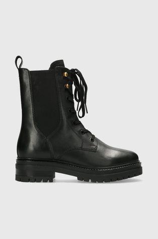 Mexx - Δερμάτινες μπότες Hinya