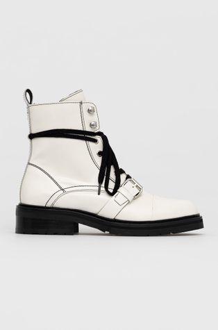 AllSaints - Шкіряні черевики Donita