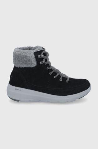 Skechers - Μπότες χιονιού σουέτ