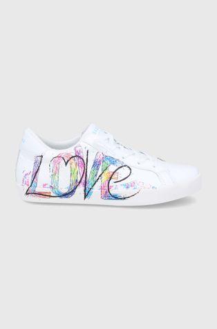 Skechers - Δερμάτινα παπούτσια